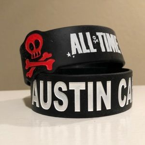 Band Bracelets  / Of Mice & Men / All Time Low